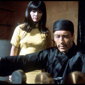 Les Treize Fiancees De Fu Manchu