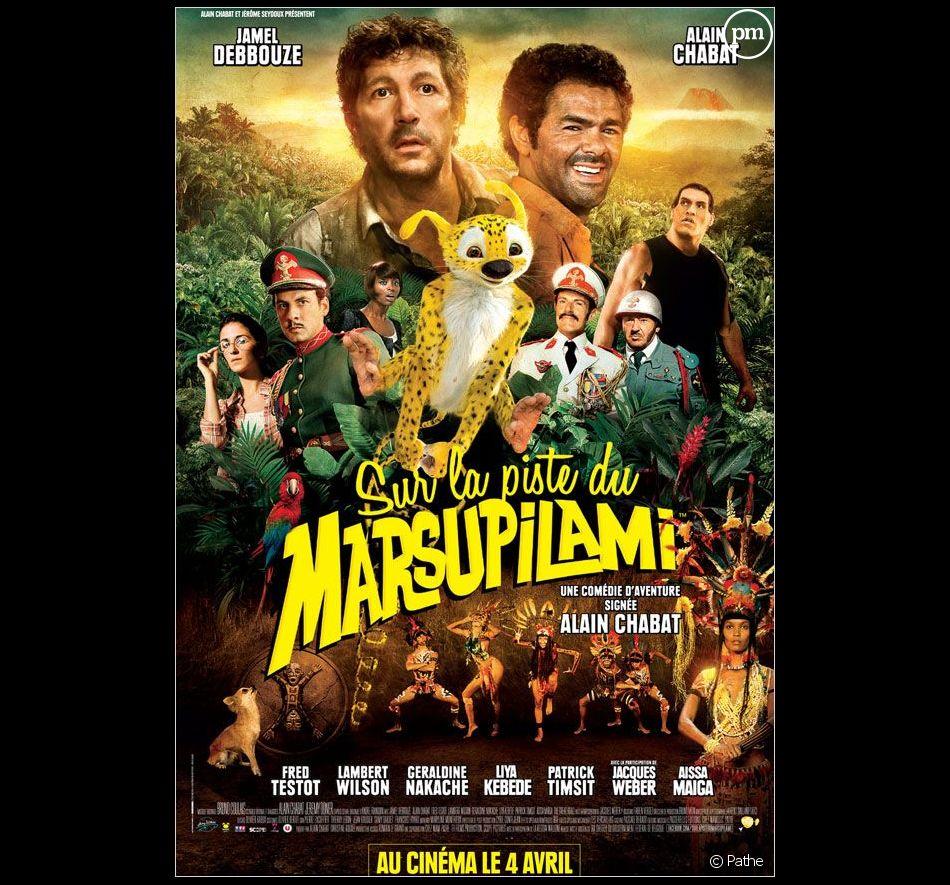 """""""Sur la piste du Marsupilami"""""""