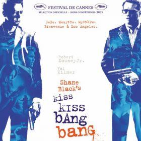 Shane Black's Kiss kiss, bang bang