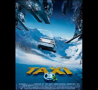 Affiche de 'Taxi 3'.