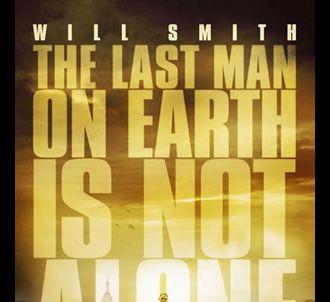 L'affiche teaser américaine de 'I am legend' avec Will...