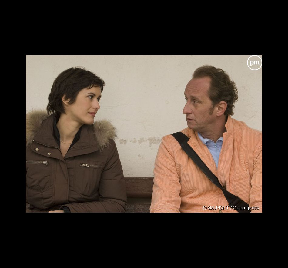 """Olivia Bonamy et Benoît Poelvoorde dans """"La Guerre des Miss"""""""