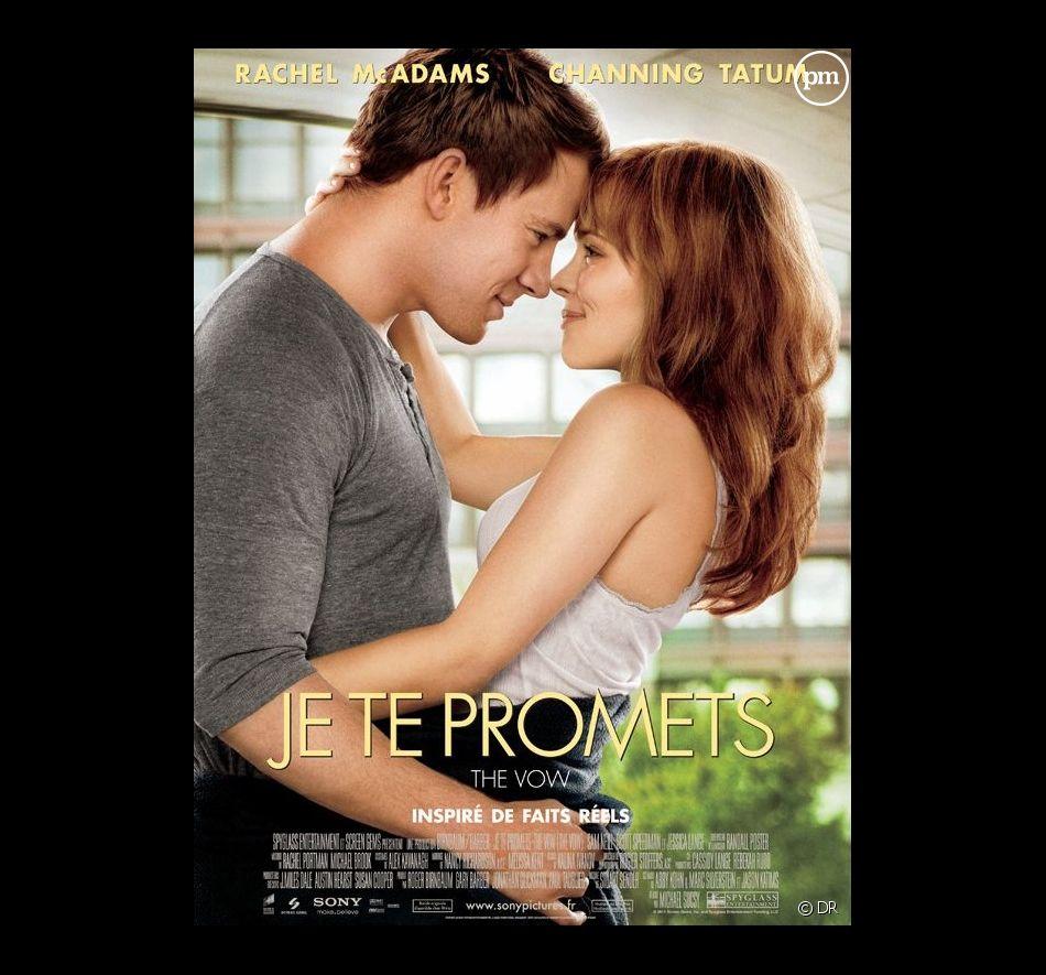 """L'affiche de """"Je te promets - The Vow"""""""