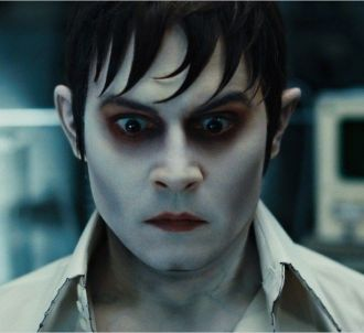 Johnny Depp dans 'Dark Shadows'