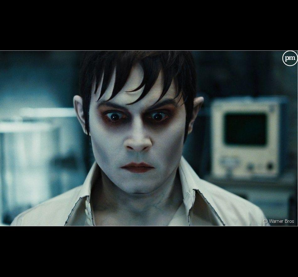 """Johnny Depp dans """"Dark Shadows"""""""