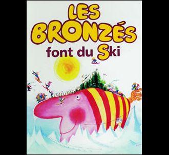 Affiche de 'Les Bronzés font du ski'.