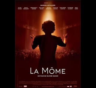 Affiche de 'La Môme'.