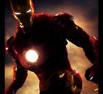 L'affiche d''Iron Man'