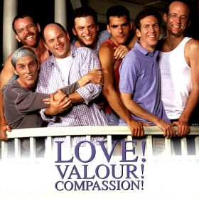 Love ! Valour ! Compassion !