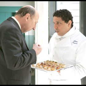 Un prof en cuisine