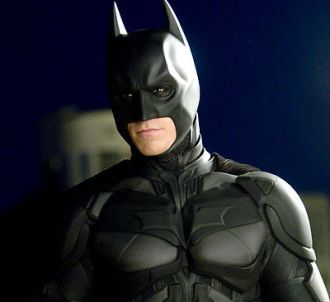 Christian Bale dans 'The Dark Knight, Le Chevalier Noir'