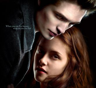 L'affiche de 'Twilight'