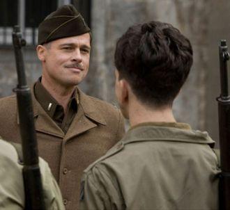 Brad Pitt dans 'Inglourious Basterds'
