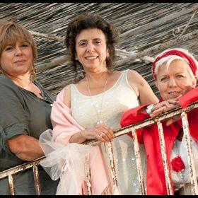 Trois filles en cavale