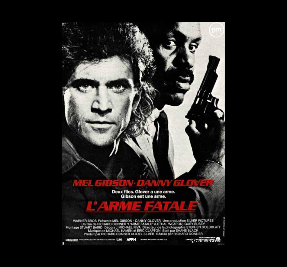 Affiche : L arme fatale