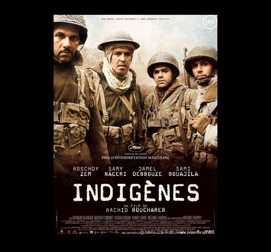 Download Indigènes FRENCH Poster
