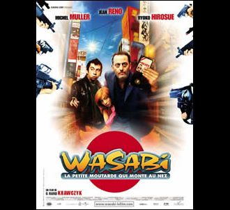 Affiche de 'Wasabi'.