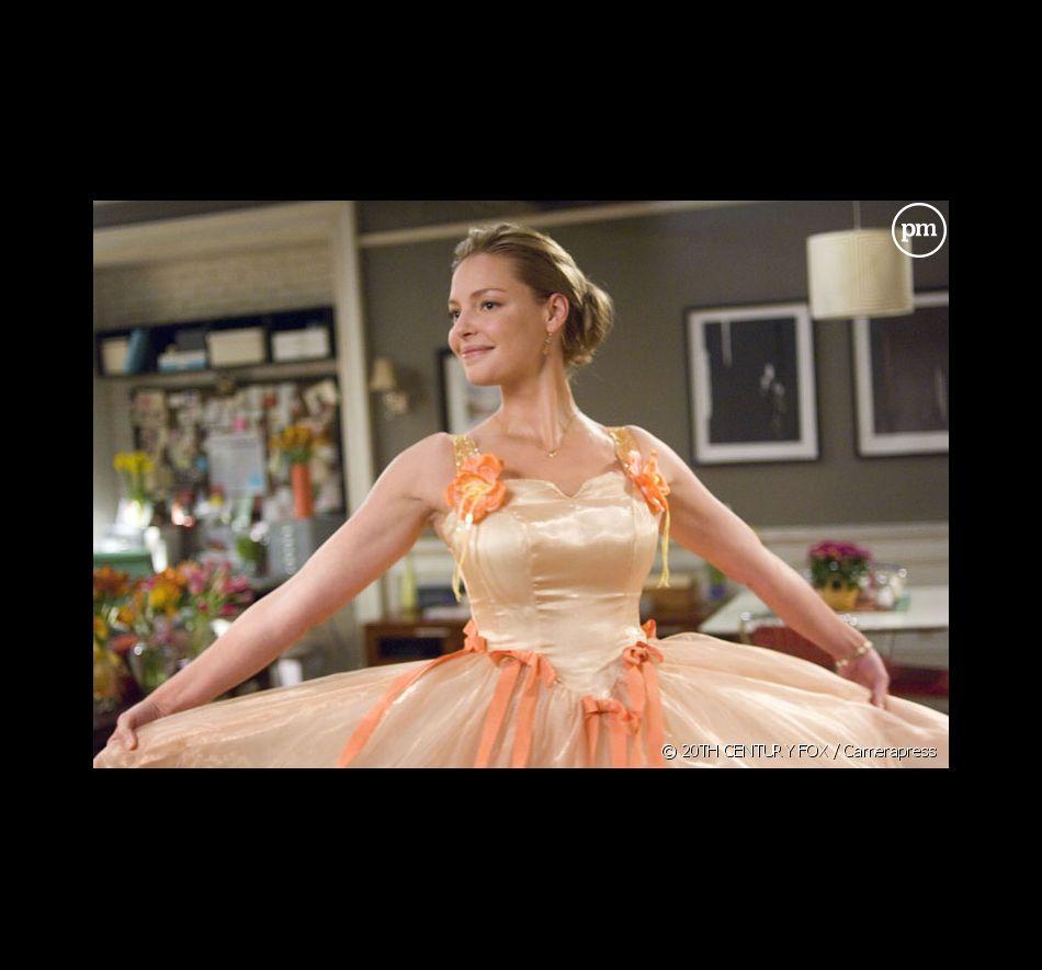 "Katherine Heigl dans ""27 Robes"""
