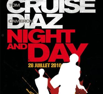 Affiche de 'Night and Day'