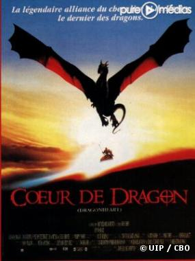 Affiche : Coeur de dragon
