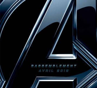 Affiche promotionnelle pour 'The Avengers'