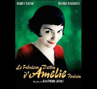Affiche de 'Le Fabuleux destin d'Amélie Poulain'.