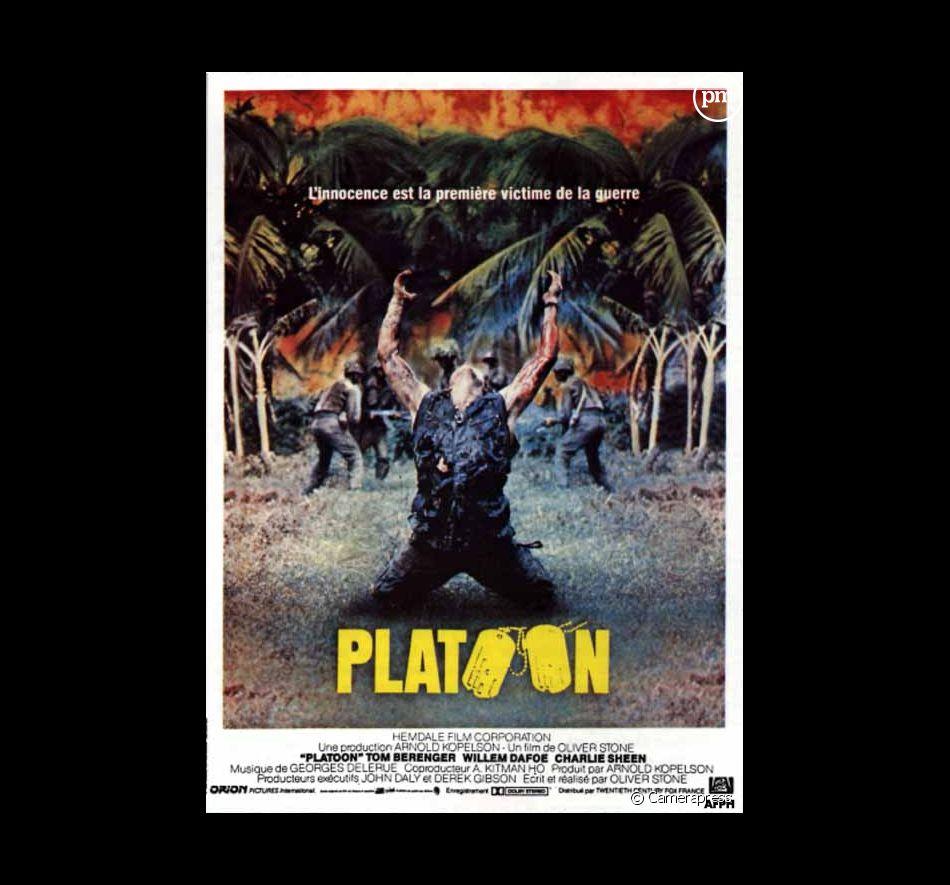 Affiche : PLATOON