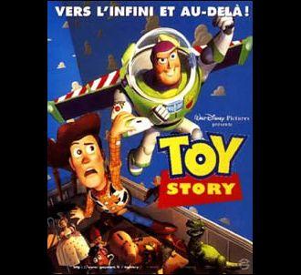 Affiche de 'Toy Story'.
