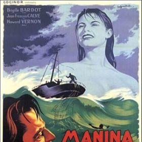 Manina La Fille Sans Voile