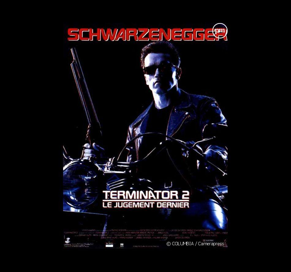 Affiche : Terminator 2 (le jugement dernier)