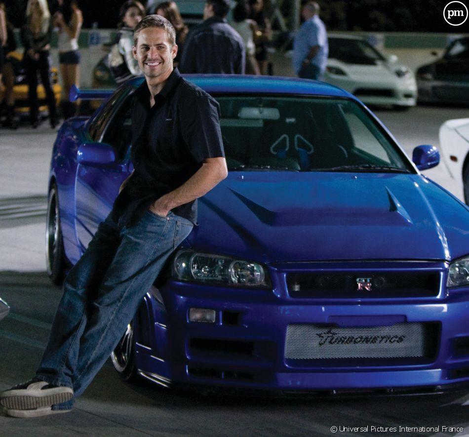 "Paul Walker dans ""Fast and Furious 4"""