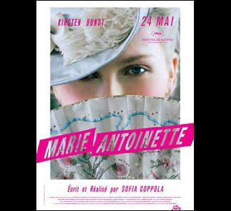 Affiche de 'Marie-Antoinette'.