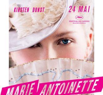 Affiche : Marie-Antoinette