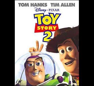Affiche de 'Toy Story 2'.