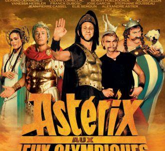 Affiche : Astérix aux Jeux Olympiques