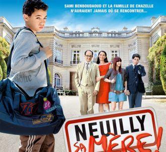 Affiche de 'Neuilly sa mère !'