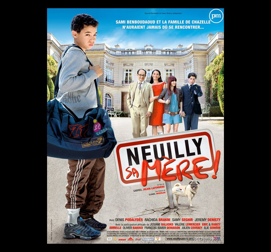 "Affiche de ""Neuilly sa mère !"""