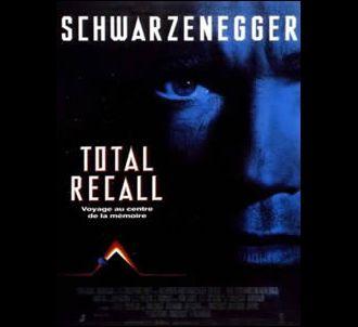 Affiche de 'Total Recall'.