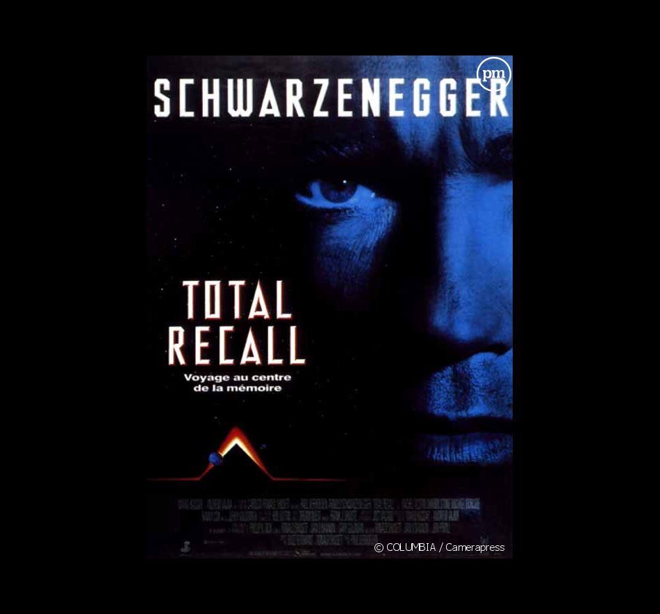 Affiche : Total recall