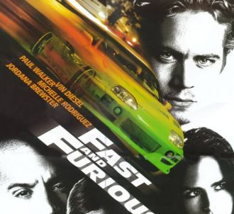 Affiche : Fast and furious