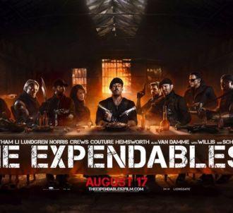 L'affiche américaine de 'Expendables 2 : Unité spéciale'