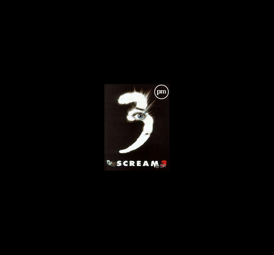 """L'affiche du film """"Scream 3"""""""