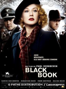 Black Book affiche