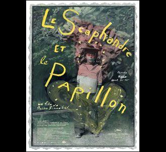 Affiche de 'Le Scaphandre et le Papillon'