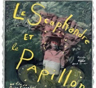Affiche : Le scaphandre et le papillon