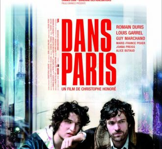Affiche : Dans paris