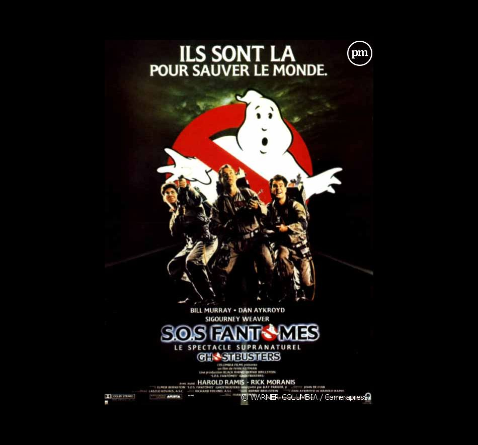Affiche : Sos fantomes