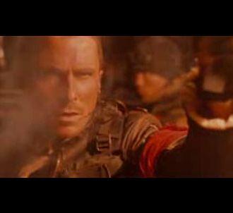 Christian Bale dans 'Terminator : Salvation'