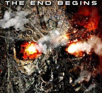 L'affiche américaine de 'Terminator Renaissance'