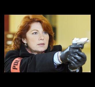 Véronique Genest est 'Julie Lescaut' sur TF1